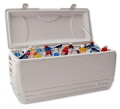 Where to rent Ice Chest, Igloo 150 quart in San Dimas CA